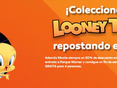 Promoción #LooneyTunes