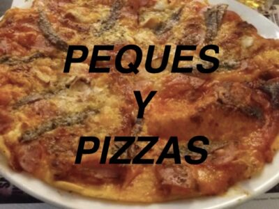 Peques y pizza